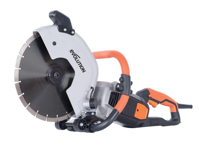 Evolution R300DCT 300mm Disc Cutter + Blade 2400W 240V