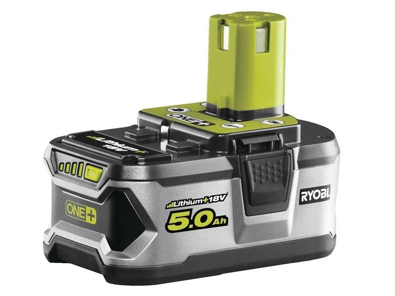 Ryobi RB 18L50 ONE+ 18V Battery 18 Volt 5.0Ah Li-Ion