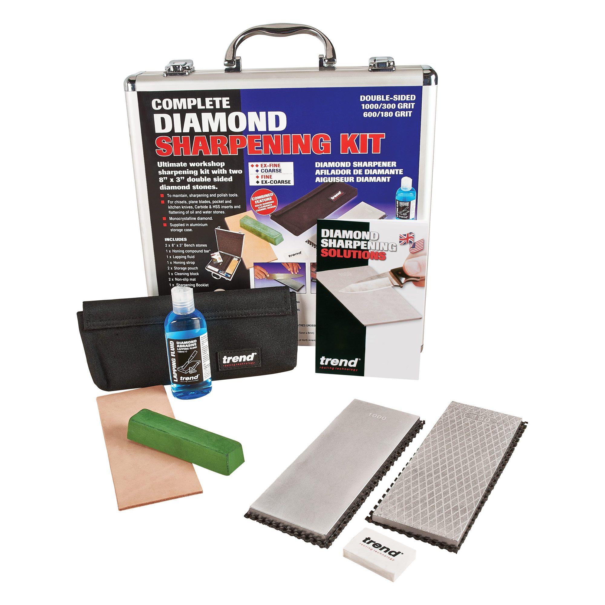 TREND DIAMOND SHARPENING KIT - LIMITED EDITION