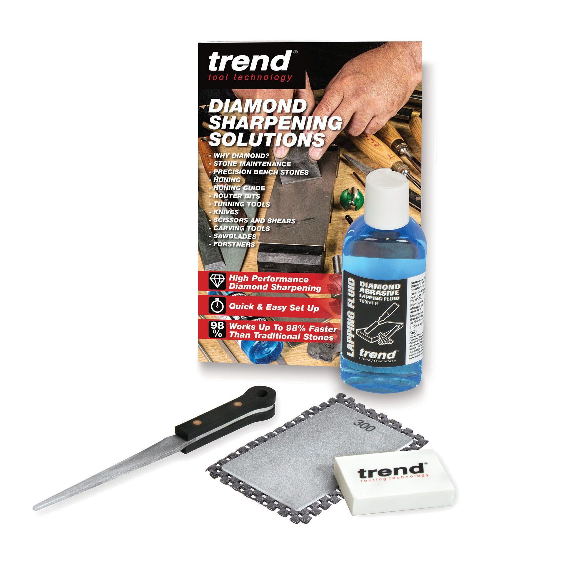 TREND Complete Sharpeners Kit