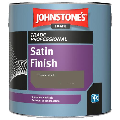 Johnstone's Satin Finish - Thunderstruck - 2.5ltr