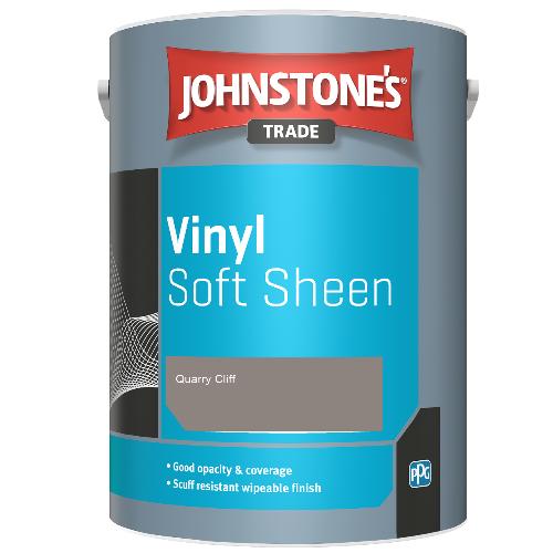 Johnstone's Trade Vinyl Soft Sheen - Quarry Cliff - 2.5ltr