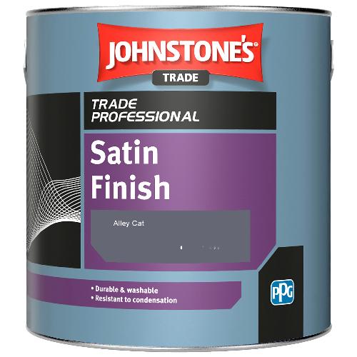 Johnstone's Satin Finish - Alley Cat - 1ltr