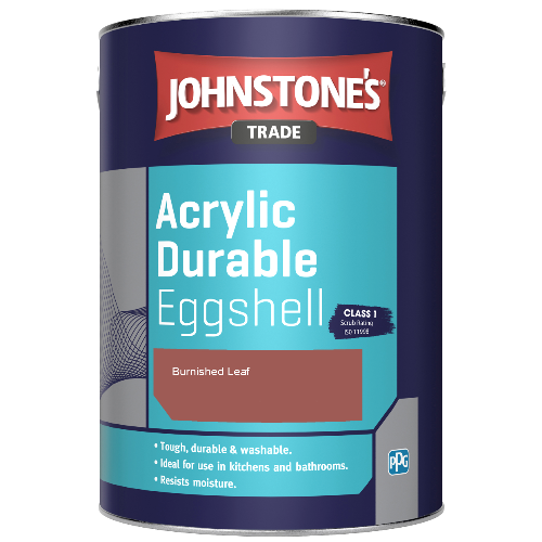 Johnstone's Trade Acrylic Durable Eggshell - Burnished Leaf - 2.5ltr