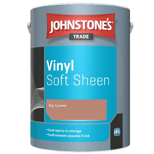 Johnstone's Trade Vinyl Soft Sheen - Big Cypress - 2.5ltr