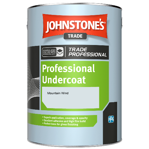 Johnstone's Professional Undercoat - Mountain Wind - 1ltr