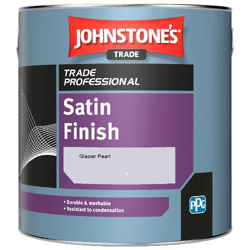 Johnstone's Satin Finish - Glacier Pearl - 2.5ltr