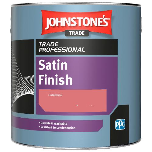 Johnstone's Satin Finish - Sideshow - 2.5ltr