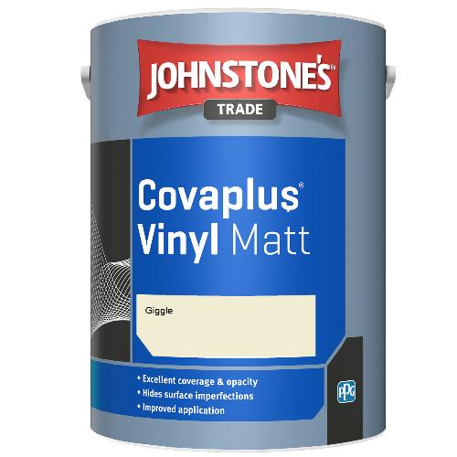 Johnstone's Trade Covaplus Vinyl Matt - Giggle - 1ltr