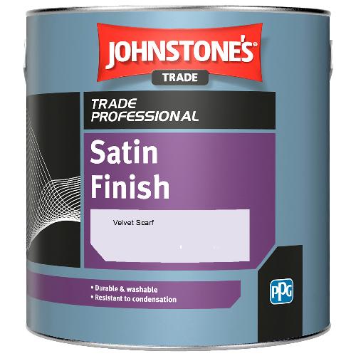 Johnstone's Satin Finish - Velvet Scarf - 1ltr