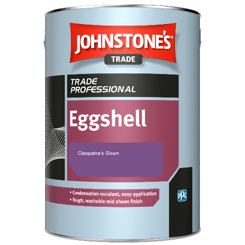 Johnstone's Eggshell - Cleopatra's Gown - 2.5ltr