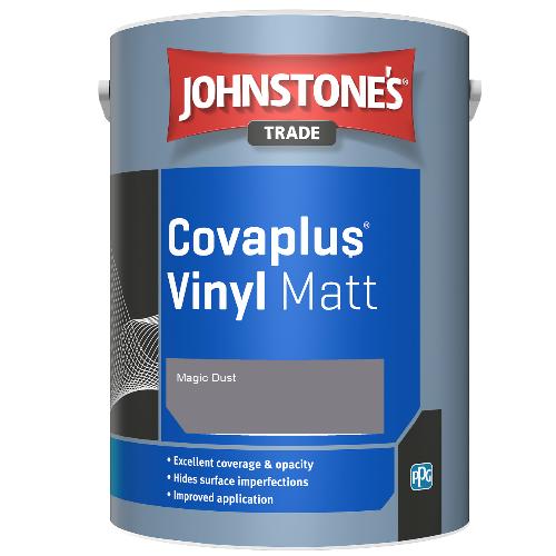Johnstone's Trade Covaplus Vinyl Matt - Magic Dust - 1ltr