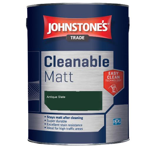 Johnstone's Trade Cleanable Matt - Antique Slate - 2.5ltr