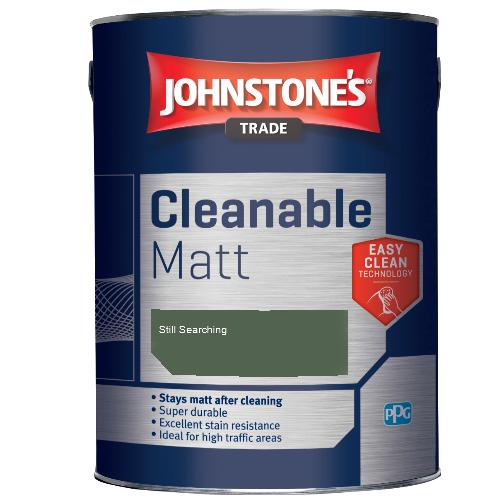 Johnstone's Trade Cleanable Matt - Still Searching - 2.5ltr