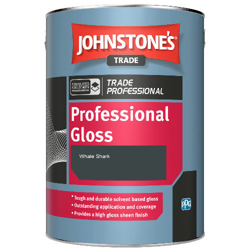 Johnstone's Professional Gloss - Whale Shark - 1ltr