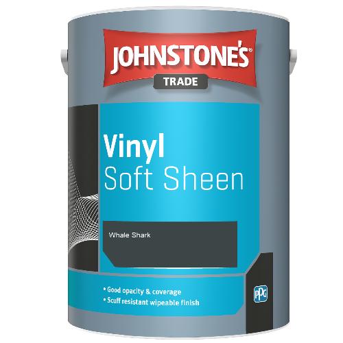 Johnstone's Trade Vinyl Soft Sheen - Whale Shark - 2.5ltr