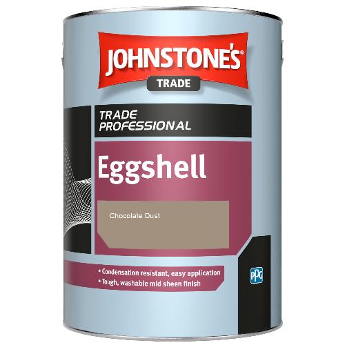 Johnstone's Eggshell - Chocolate Dust  - 5ltr