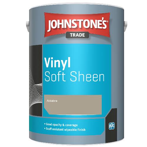 Johnstone's Trade Vinyl Soft Sheen - Aldabra - 2.5ltr