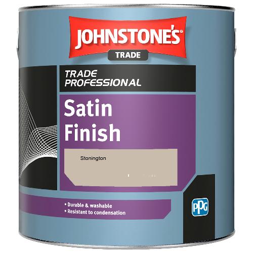 Johnstone's Satin Finish - Stonington - 2.5ltr