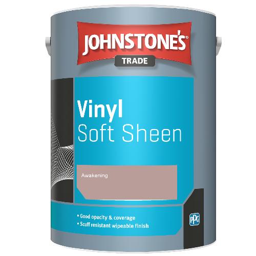 Johnstone's Trade Vinyl Soft Sheen - Awakening - 2.5ltr